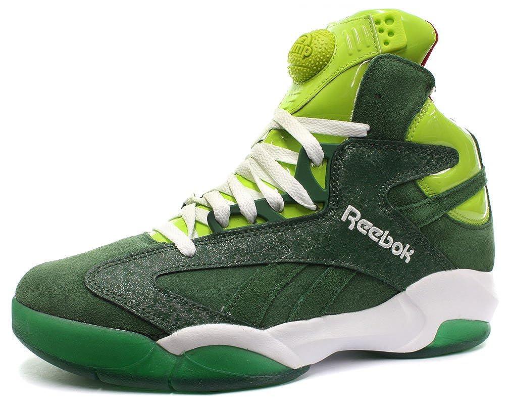 reebok pump SHAQ ATTAQ mens hi top basketball trainers V61428 sneakers shoes  (uk 9.5 us 10.5 eu 44 e2045a47e