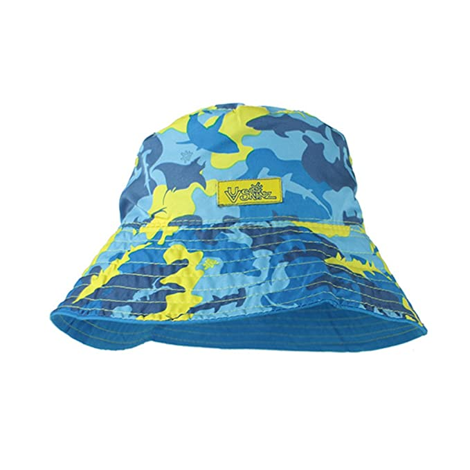 d60eb156928 Amazon.com  UV Skinz Boys Reversible Bucket Hat – Lightweight UPF 50 ...