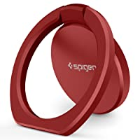 Spigen Phone Ring, [Style Ring POP Ver.2] MagTouch Technology, Never Drop Your Phone** Cell Phone Ring Holder Phone Stand Kickstand for iPhone/Galaxy/Huawei/LG/Moto/OnePlus