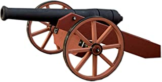 product image for DutchCrafters Amish Wooden Reenactment Decorative Rustic Cannon - Small