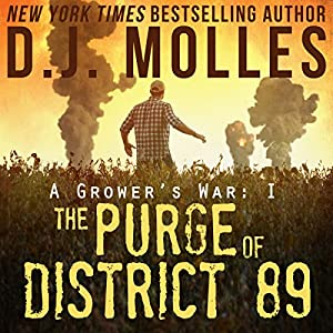The Purge of District 89 Audiobook