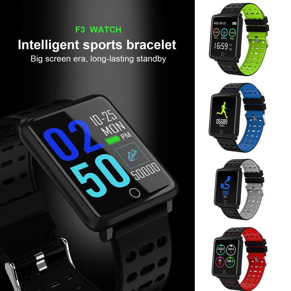 Alt Verano Fitness Actividad Smartwatch con Bluetooth, IP67 ...