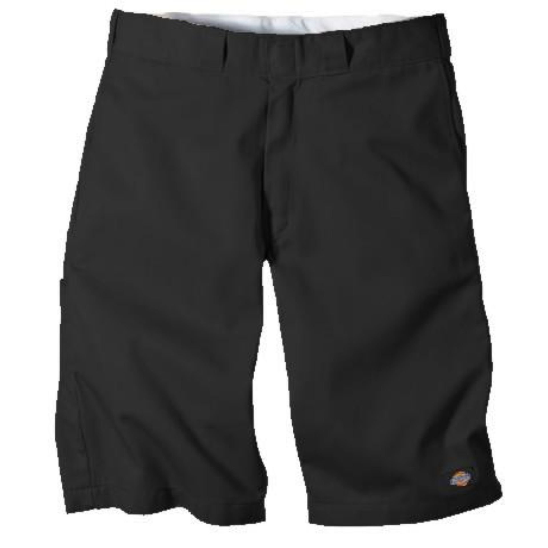 Dickies Mens 13 Inch Relaxed Fit Multi-Pocket Short, Black, 36
