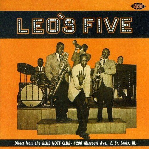 CD : Leo's Five - Direct From The Blue Note Club (United Kingdom - Import)