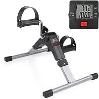 Mini-bike Heimtrainer Pedaltrainer Bewegungstrainer Bewegungstraining Fitnessgerät für Arme und Beine für Senioren und Kinder