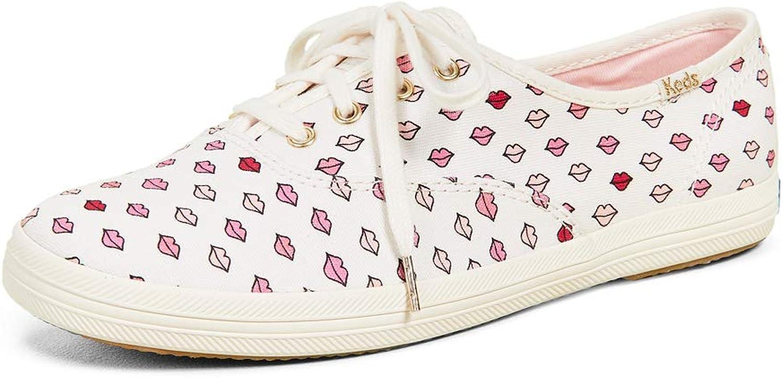Keds Women's x Kate Spade New York Champion Lips Sneakers