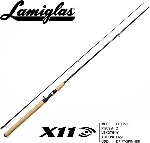 X-11 Cork – Salmon Steelhead Fishing Rod