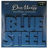 Dean Markley Blue Steel Electric Guitar Strings, 9-46, 2554, Custom Light