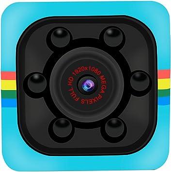 Opinión sobre Mini cámara Oculta inalámbrica, cámara de Seguridad Oculta con grabación, microcámara portátil HD 960P con detección de Movimiento y visión Nocturna para monitoreo doméstico