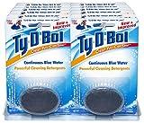 Ty-D-Bol Blue Toilet Bowl Cleaner Tablet (12)