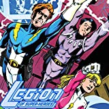 img - for Legion of Super-Heroes (1989-2000) (Collections) (2 Book Series) book / textbook / text book