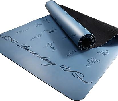 Amazon.com: RaoRanDang - Esterilla de yoga antideslizante ...