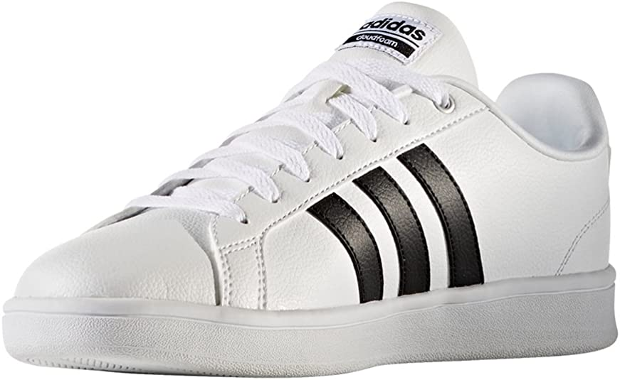 grabadora volumen Casa de la carretera  Amazon.com | adidas Men's Cloudfoam Advantage Sneakers | Fashion Sneakers