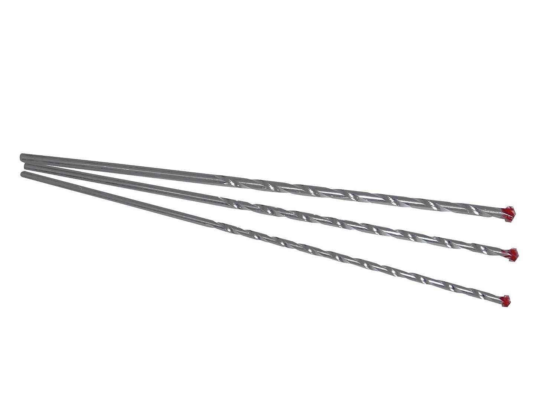 wei/ß GAH-Alberts 140007 Haltegriff 300 mm Kunststoff geriffelt