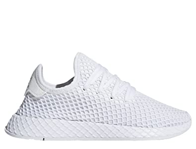 767935e8a adidas Kids Unisex Originals DEERUPT Runner Shoes CQ2935 (4 Big Kids US)