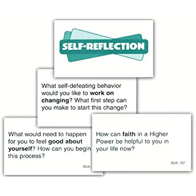 Self-Reflection Cards: Office Products [5Bkhe0306479]