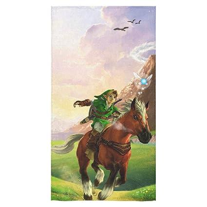 La Leyenda de Zelda personalizadas toalla playa baño toalla de ducha (toalla de baño (