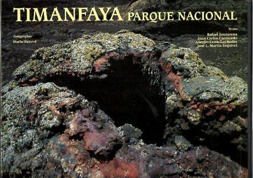 Descargar Libro Timanfaya. Parque Nacional Aurelio Centellas Bodas