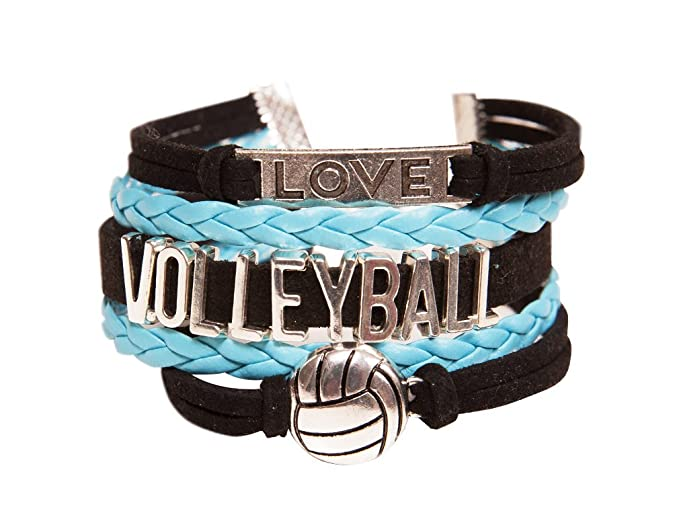Volleyball Bracelet For Girls