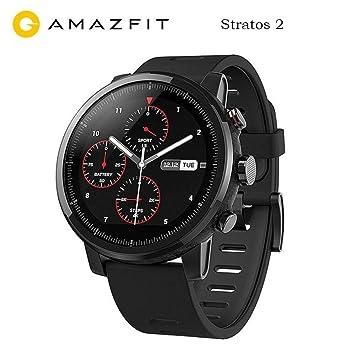 Huami Amazfit Smartwatch Versión internacional Original Reloj en ...