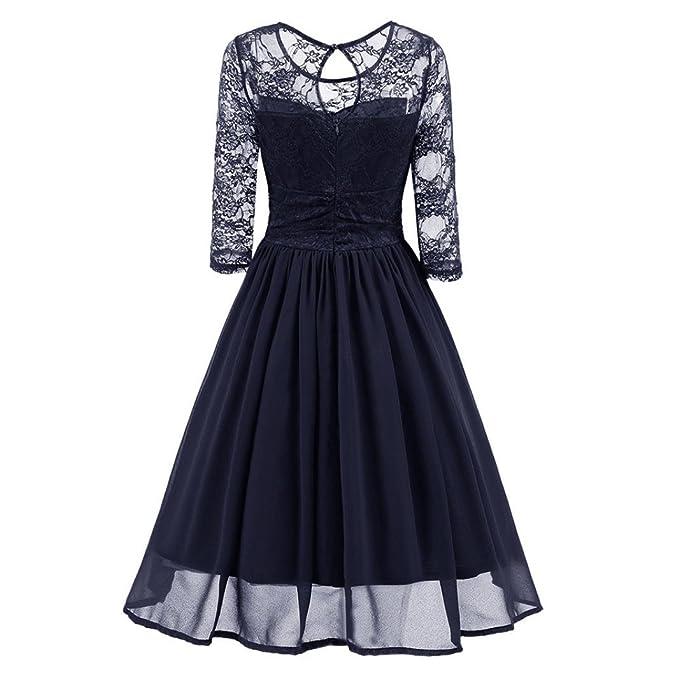 Vestidos vintage noche