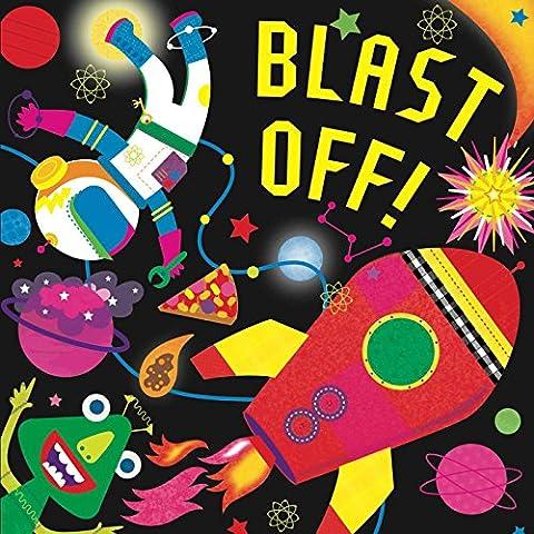 Blast Off! (Fluorescent Pop!) (Rockets Neon)