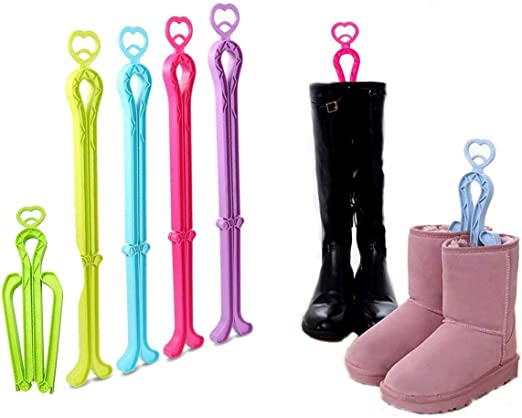 2//set Boots Shaper Inserts Shoe Tree Stand Support for Ankle Calf Knee Boots