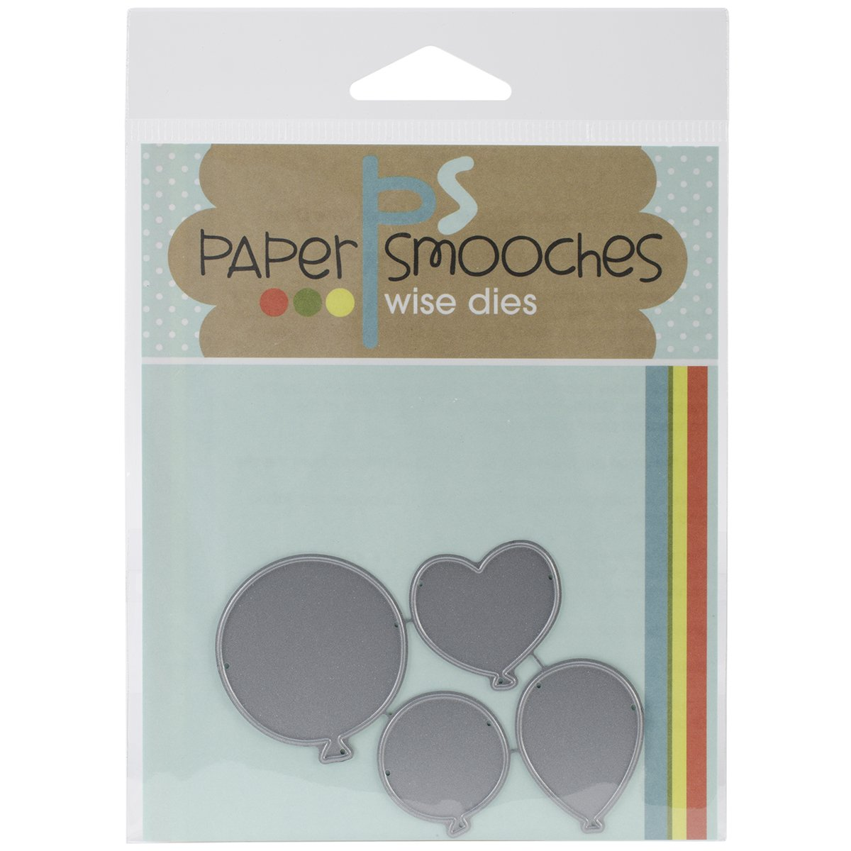 Amazon.com: Paper Smooches Balloons Die