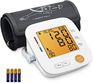 Sweepstakes: Blood Pressure Monitor Upper Arm