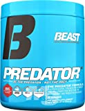 Beast Sports Nutrition Predator Pre Workout, Pink Lemonade, 8.6 Ounce