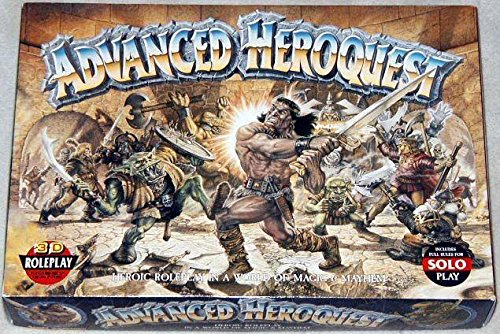 advanced heroquest - 1
