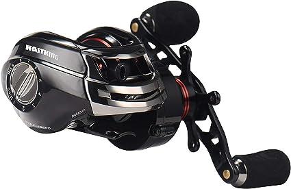 KastKing Royale Legend/Whitemax Low Profile Baitcasting Fishing Reel