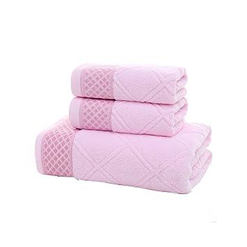 lylxs lylxs - Lote de 1 toallas de baño resistentes a la teñido: Amazon.es: Hogar