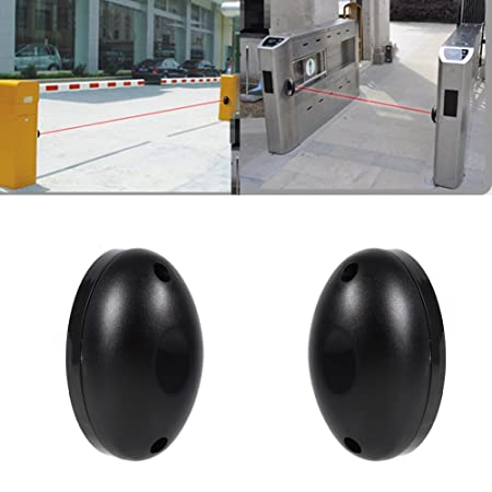 Akozon Detector Fotoelectrico Infrarrojo 20m Alarma de Haz Sensor de Infrarrojos Sistema de Seguridad de la Puerta del Hogar: Amazon.es: Bricolaje y ...