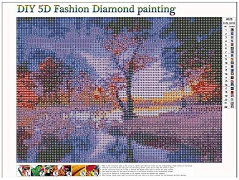 Rameng- Diamond Painting Paisaje Completo DIY Brillantes de ...