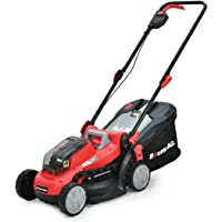 BAUMR-AG 450CX 40V Cordless Lawn Mower Kit, with Charger and Batteries