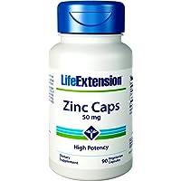 Life Extension, Opti Zinc 50 milligram 90 capsules
