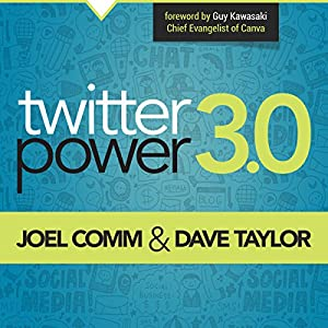 Twitter Power 3.0 Audiobook