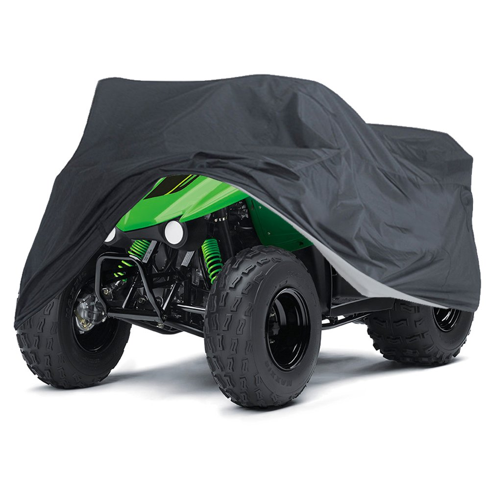 NEVERLAND 210D Waterproof ATV Cover Universal Fit Polaris Honda Yamaha Can-Am Suzuki XXXL