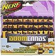 Hasbro Nerf B3190EU4 - Doomlands Deko 30-er Dart Nachfüllpack, Nerf Zubehör