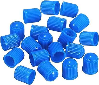 DDG EDMMS - Tapones de plástico Coloridos para válvula de ...