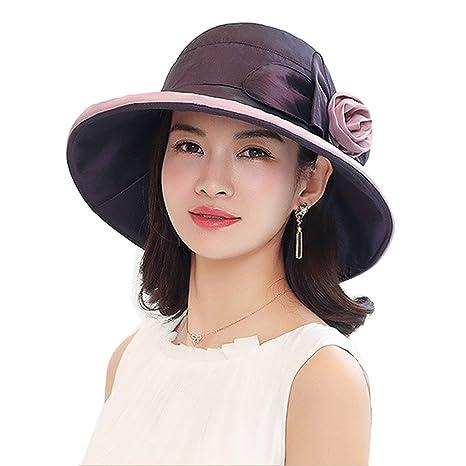 a disposizione stili classici prezzo limitato SUSHI Cappello Visiera da Donna - Elegante Cappello da Sole ...
