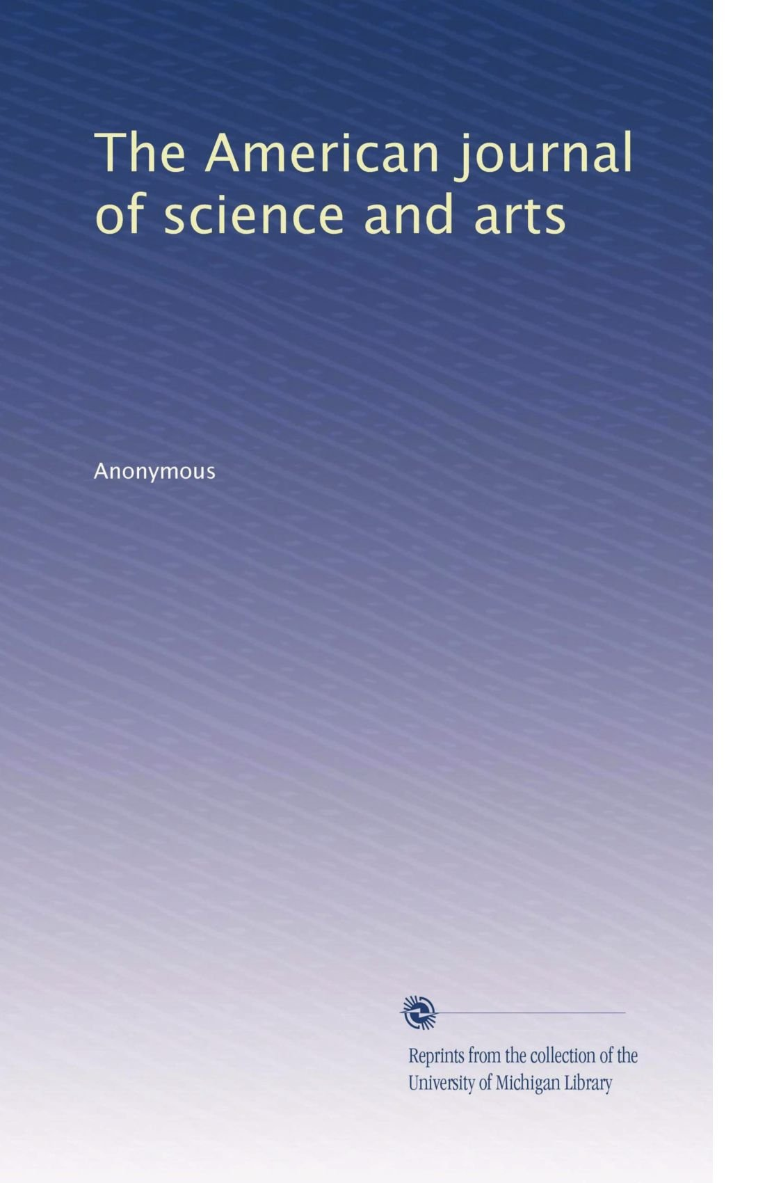 The American journal of science and arts (Volume 35) ebook