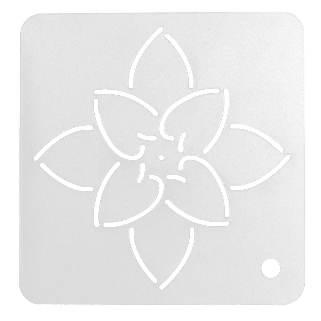 Jili Online Plastic Embroidery Quilting Templates & Stencils Sewing Patchwork Tools DIY 17# 4336997218