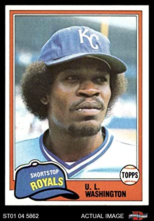 Ul washington baseball cards