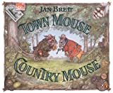 Town Mouse Country Mouse, Jan Brett, 0613591402