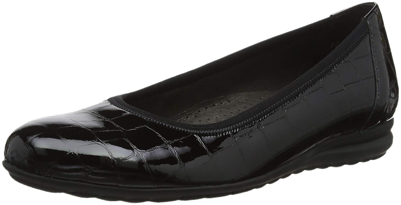 Gabor Shoes Comfort 38 Sport, Ballerines Femme 38 Comfort EU|Noir (Schwarz 87) 8ab17c