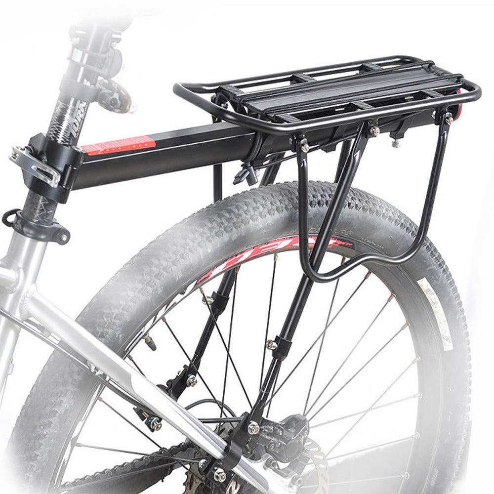 MTB Asiento Trasero Asiento Bicicleta Pannier Rack Bike Cargo ...