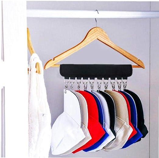 Baseball Cap Hat Storage Racks Hanger Clothes Organizer Adjustable Hanger