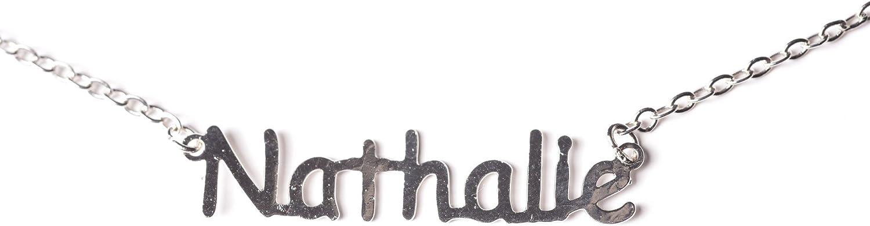 collier prenom nathalie